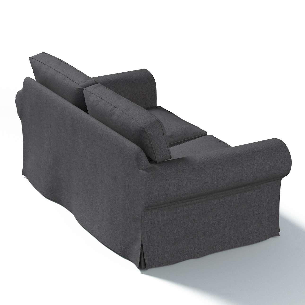 Potah na pohovku IKEA  Ektorp 2-místná, rozkládací, STARÝ MODEL pohovka Ektorp 2-místná rozkládací v kolekci Chenille , látka: 702-20