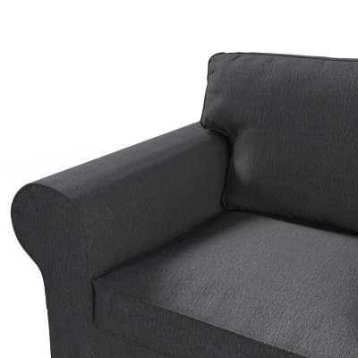 Pokrowiec na sofę Ektorp 2-osobową, rozkładaną, model do 2012 w kolekcji Chenille, tkanina: 702-20