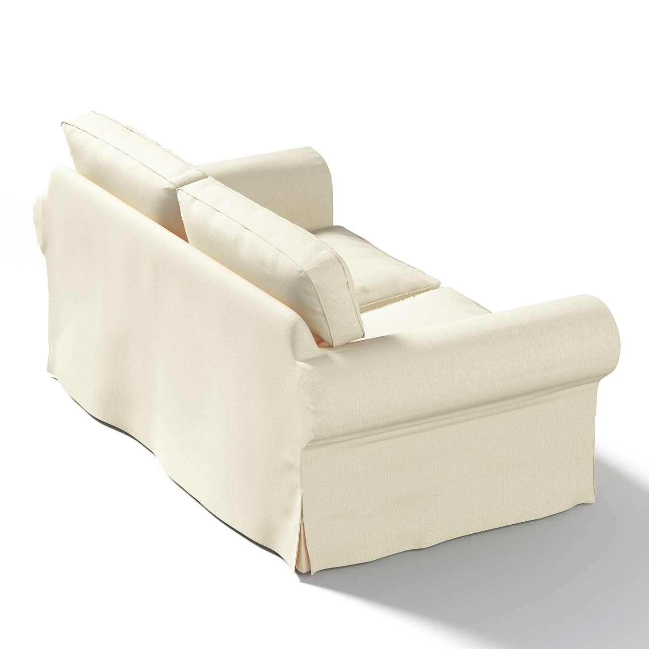 Pokrowiec na sofę Ektorp 2-osobową, rozkładaną STARY MODEL Sofa Ektorp 2-osobowa rozkładana w kolekcji Chenille, tkanina: 702-22