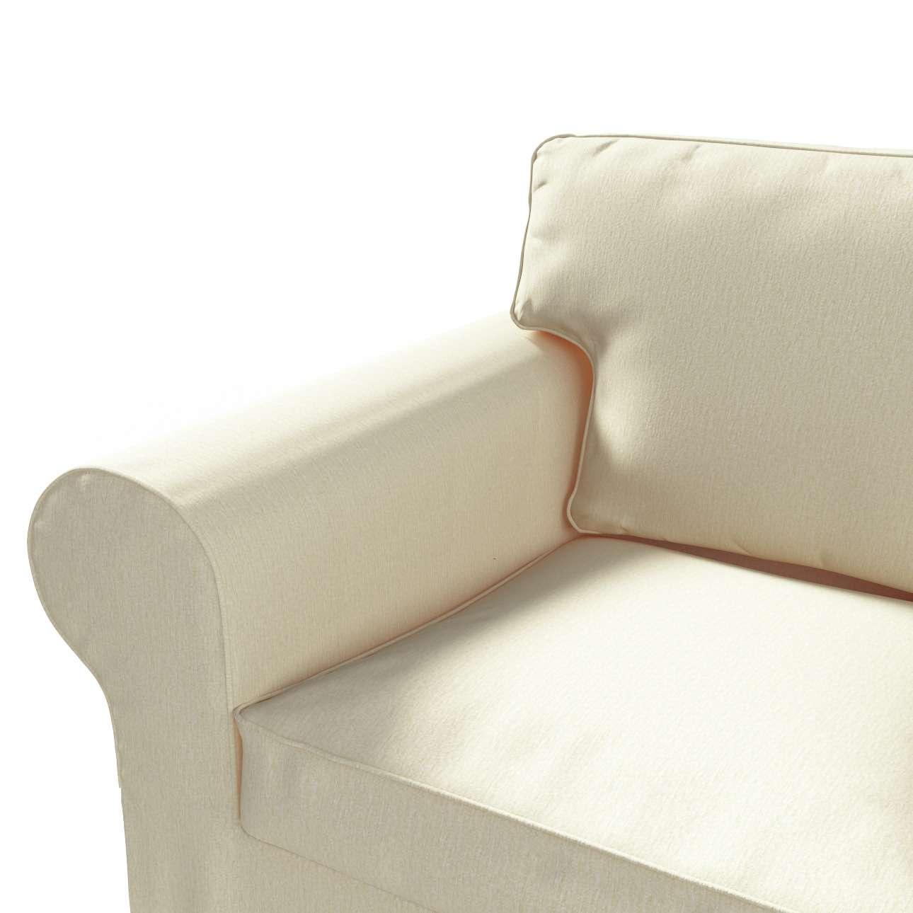 IKEA Ektorp<br>2-sits bäddsoffa ryggbredd 195cm Gamla modell i kollektionen Chenille, Tyg: 702-22
