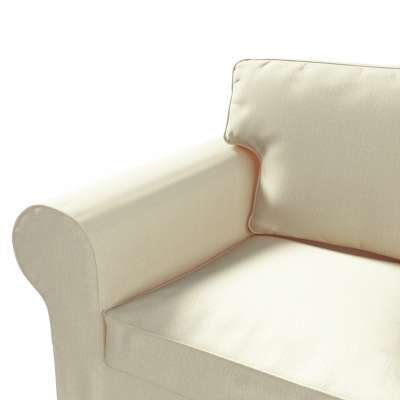 Pokrowiec na sofę Ektorp 2-osobową, rozkładaną, model do 2012 w kolekcji Chenille, tkanina: 702-22