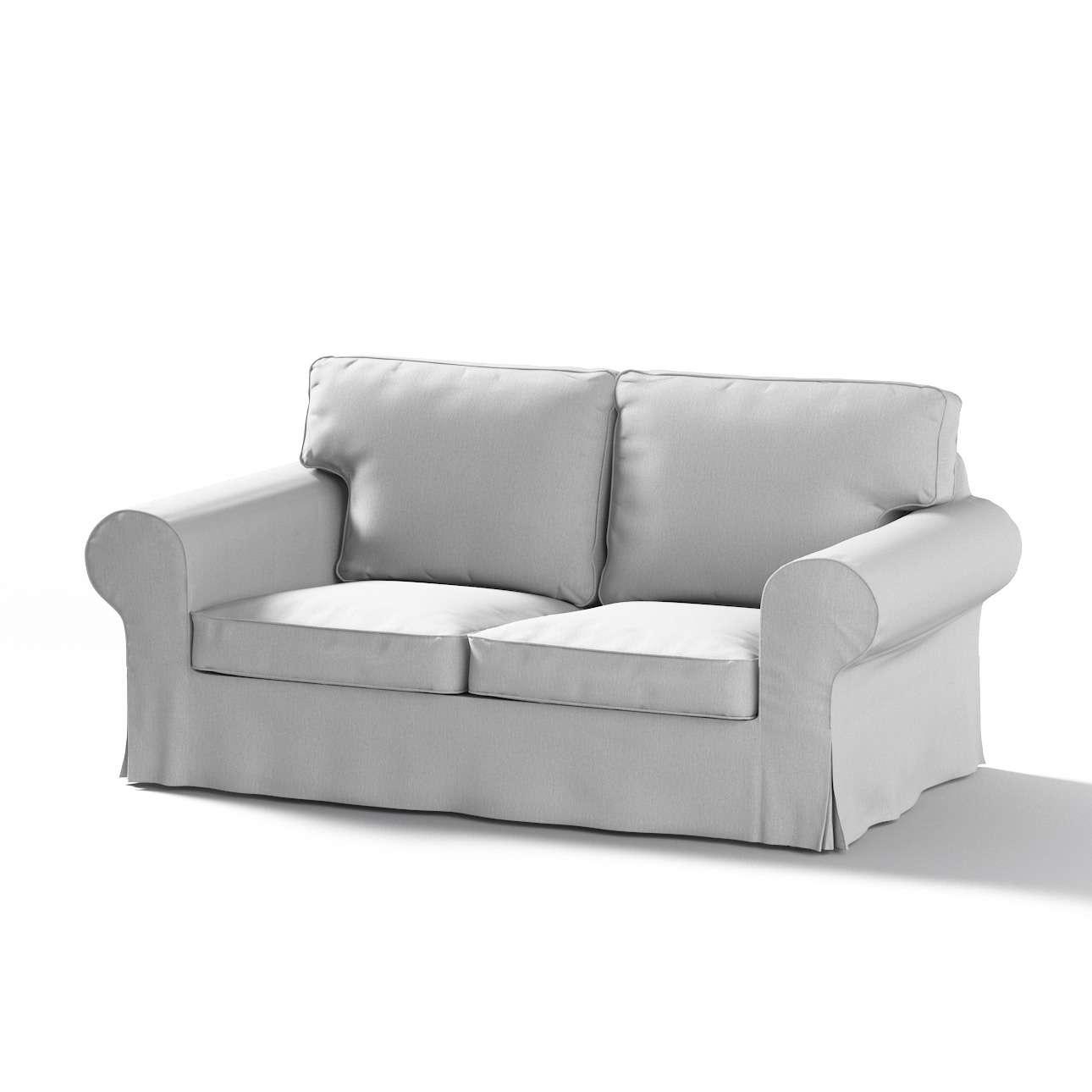 Pokrowiec na sofę Ektorp 2-osobową, rozkładaną, model do 2012 w kolekcji Chenille, tkanina: 702-23