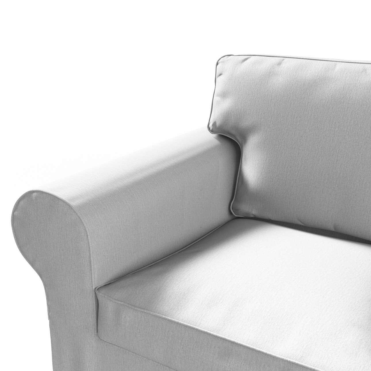 Pokrowiec na sofę Ektorp 2-osobową, rozkładaną STARY MODEL Sofa Ektorp 2-osobowa rozkładana w kolekcji Chenille, tkanina: 702-23