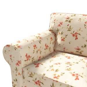 Pokrowiec na sofę Ektorp 2-osobową, rozkładaną STARY MODEL Sofa Ektorp 2-osobowa rozkładana w kolekcji Londres, tkanina: 124-05