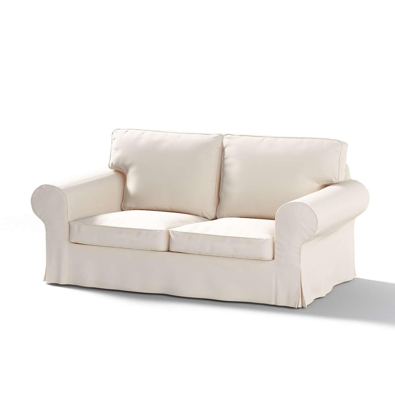 Ektorp betræk 2 sæder sovesofa gammel model<br/>Bredde ca 195cm fra kollektionen Etna, Stof: 705-01