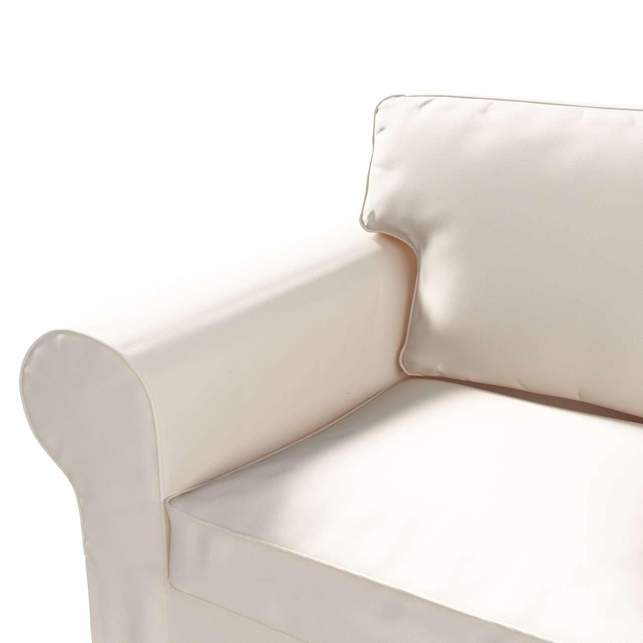 Pokrowiec na sofę Ektorp 2-osobową, rozkładaną STARY MODEL Sofa Ektorp 2-osobowa rozkładana w kolekcji Etna , tkanina: 705-01