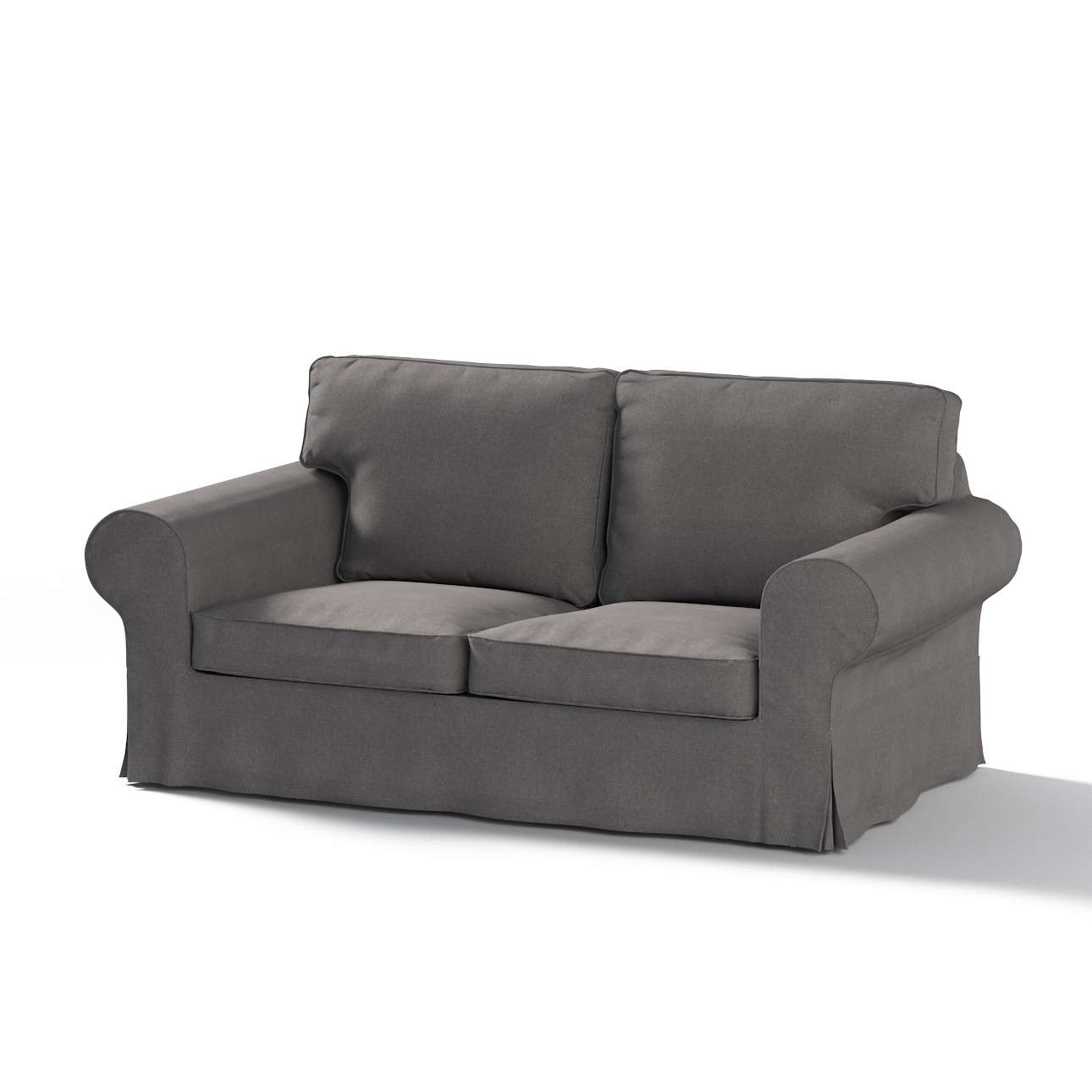 Pokrowiec na sofę Ektorp 2-osobową, rozkładaną, model do 2012 w kolekcji Etna, tkanina: 705-35