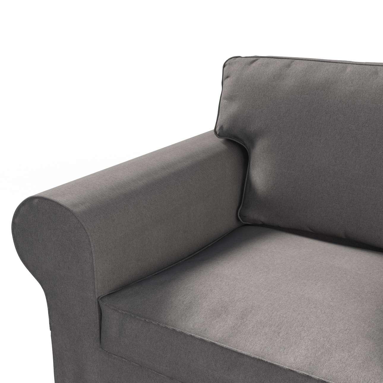 Ektorp 2 sæder sovesofa gammel model<br/>Bredde ca 195cm Betræk uden sofa fra kollektionen Etna, Stof: 705-35