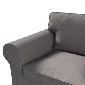 Pokrowiec na sofę Ektorp 2-osobową, rozkładaną STARY MODEL Sofa Ektorp 2-osobowa rozkładana w kolekcji Etna , tkanina: 705-35