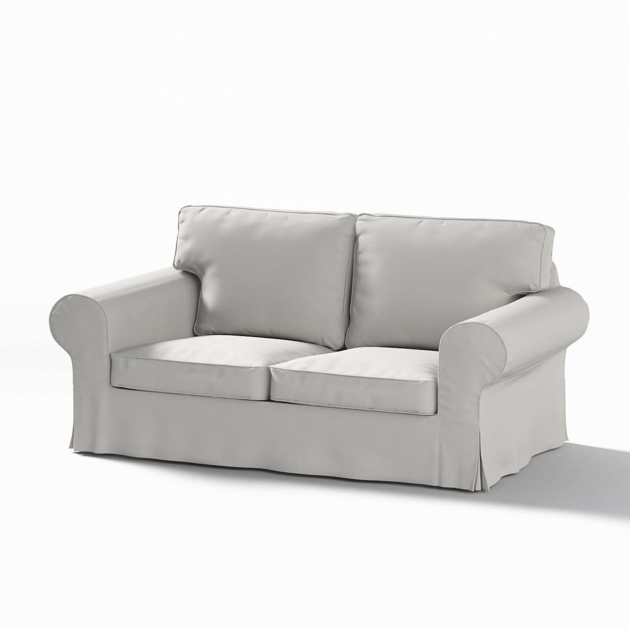 ektorp 2 sitzer schlafsofabezug altes modell hellgrau dekoria. Black Bedroom Furniture Sets. Home Design Ideas