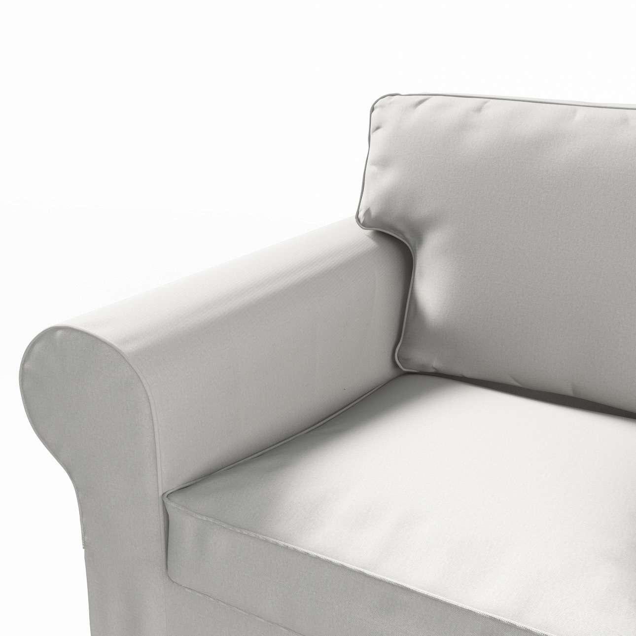 Pokrowiec na sofę Ektorp 2-osobową, rozkładaną STARY MODEL Sofa Ektorp 2-osobowa rozkładana w kolekcji Etna , tkanina: 705-90