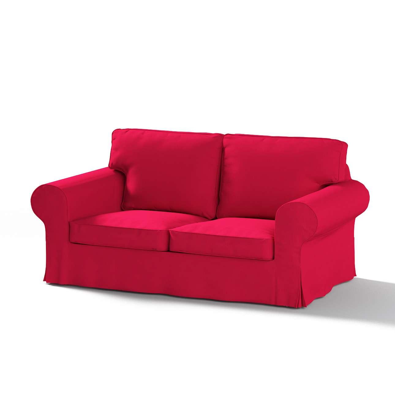 Ektorp 2 sæder sovesofa gammel model<br/>Bredde ca 195cm Betræk uden sofa fra kollektionen Etna, Stof: 705-60