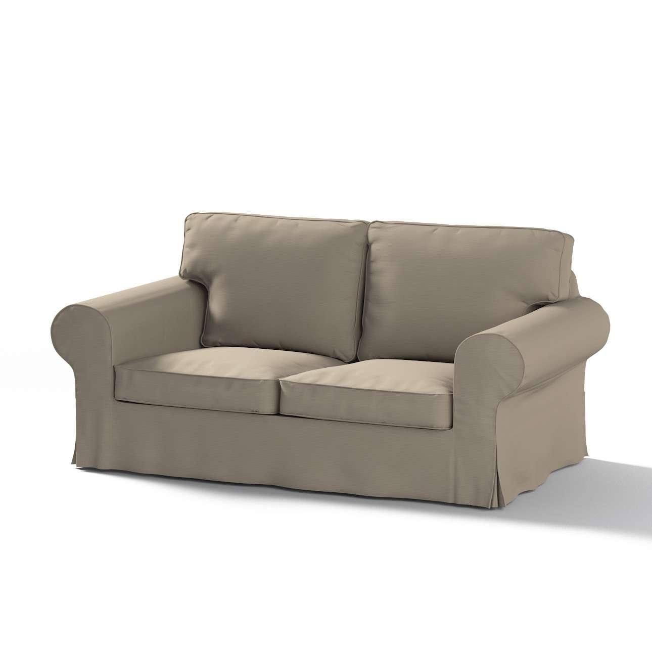 IKEA Ektorp<br>2-sits bäddsoffa ryggbredd 195cm Gamla modell 2-sits bäddsoffa i kollektionen Panama Cotton , Tyg: 702-28