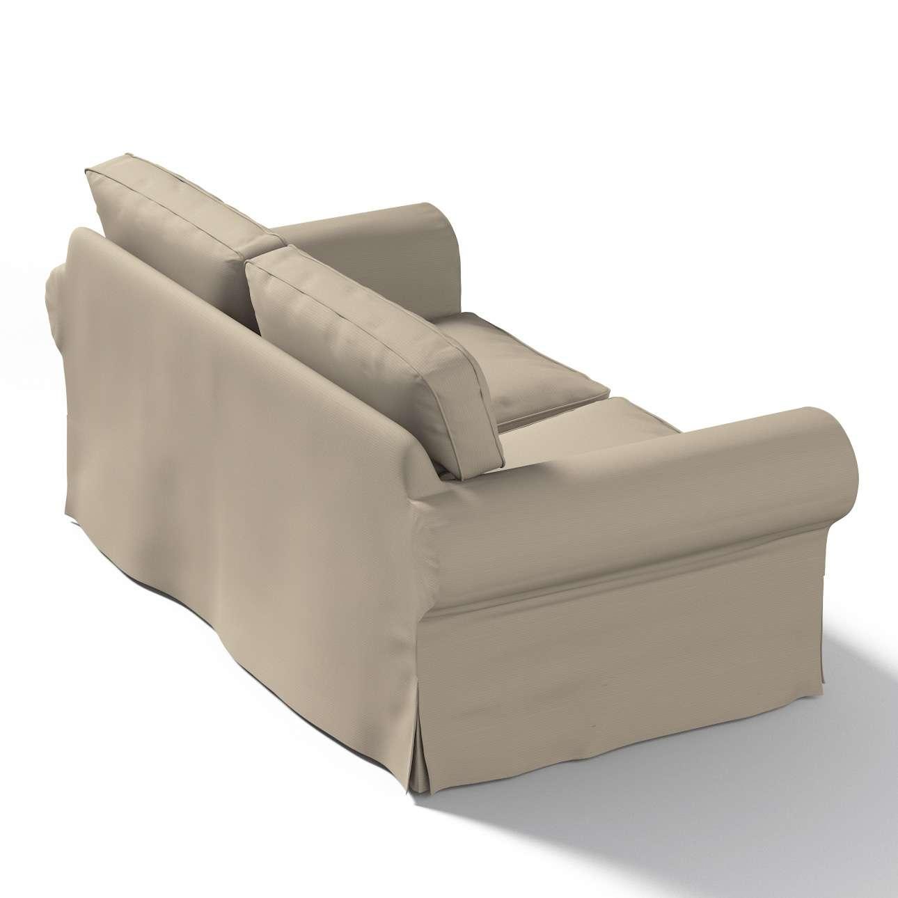 Ektorp 2-Sitzer Schlafsofabezug  ALTES Modell Sofabezug Ektorp 2-Sitzer Schlafsofa altes Modell von der Kollektion Cotton Panama, Stoff: 702-28