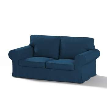 Pokrowiec na sofę Ektorp 2-osobową, rozkładaną STARY MODEL w kolekcji Cotton Panama, tkanina: 702-30
