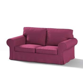 Ektorp 2 sæder sovesofa gammel model<br/>Bredde ca 195cm Betræk uden sofa fra kollektionen Cotton Panama, Stof: 702-32
