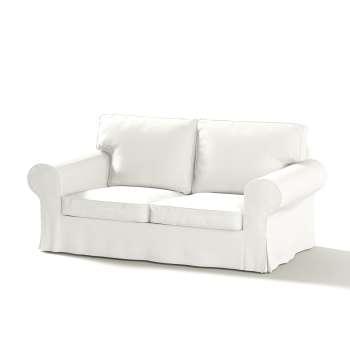 Pokrowiec na sofę Ektorp 2-osobową, rozkładaną STARY MODEL Sofa Ektorp 2-osobowa rozkładana w kolekcji Cotton Panama, tkanina: 702-34