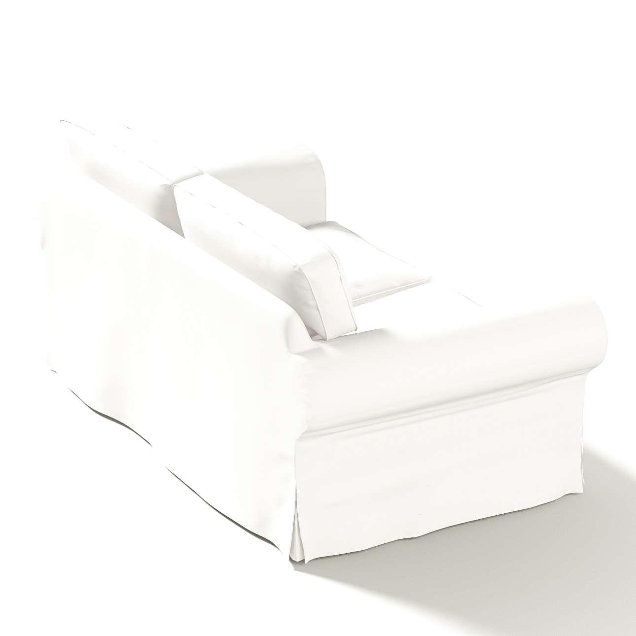 Potah na pohovku IKEA  Ektorp 2-místná, rozkládací, STARÝ MODEL pohovka Ektorp 2-místná rozkládací v kolekci Cotton Panama, látka: 702-34