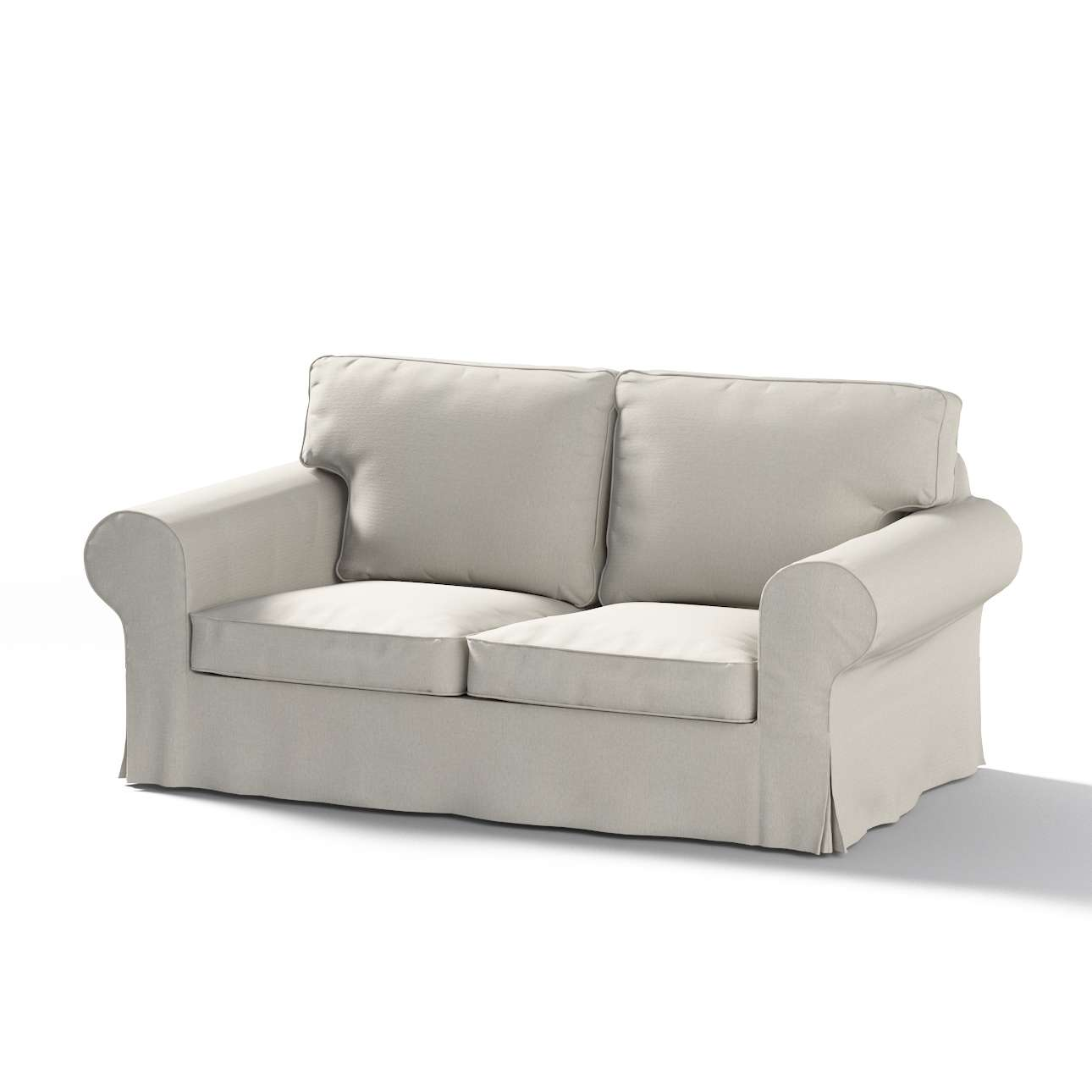 Ektorp 2 Seater Sofa Bed Cover For Model On Sale In Ikea