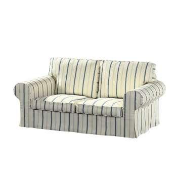 Ektorp 2 sæder sovesofa gammel model<br/>Bredde ca 195cm Betræk uden sofa fra kollektionen Avinon, Stof: 129-66