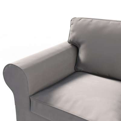 Pokrowiec na sofę Ektorp 2-osobową, rozkładaną, model do 2012 w kolekcji Velvet, tkanina: 704-11