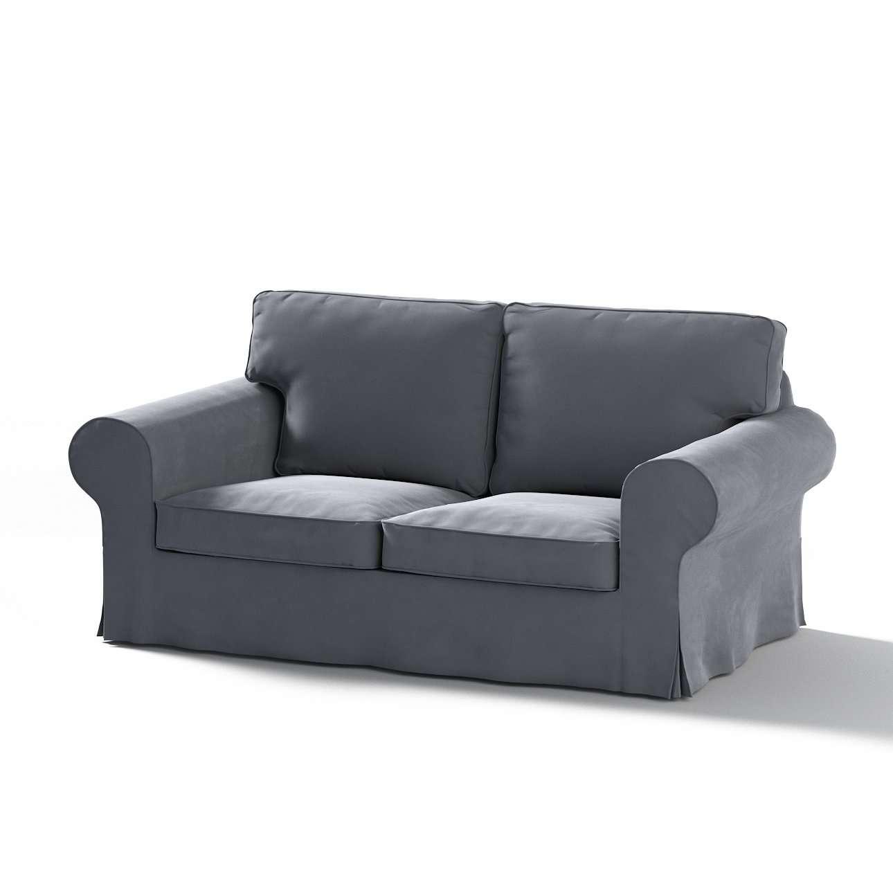 Bezug für Ektorp 2-Sitzer Schlafsofa ALTES Modell von der Kollektion Velvet, Stoff: 704-12