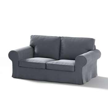 Pokrowiec na sofę Ektorp 2-osobową, rozkładaną, model do 2012 w kolekcji Velvet, tkanina: 704-12