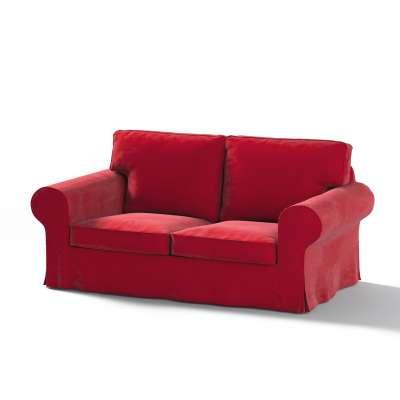 Pokrowiec na sofę Ektorp 2-osobową, rozkładaną, model do 2012 w kolekcji Velvet, tkanina: 704-15
