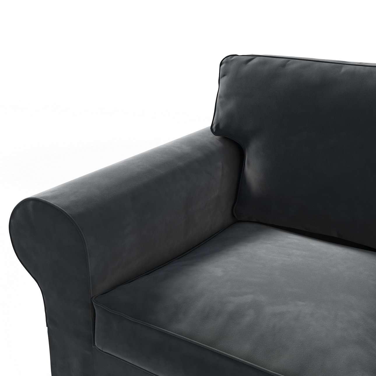 IKEA hoes voor 2-zitsslaapbank - OUD model van de collectie Velvet, Stof: 704-17