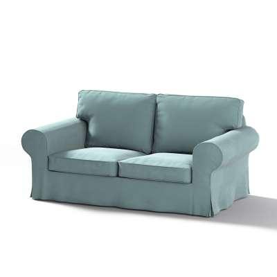 Pokrowiec na sofę Ektorp 2-osobową, rozkładaną, model do 2012 w kolekcji Velvet, tkanina: 704-18