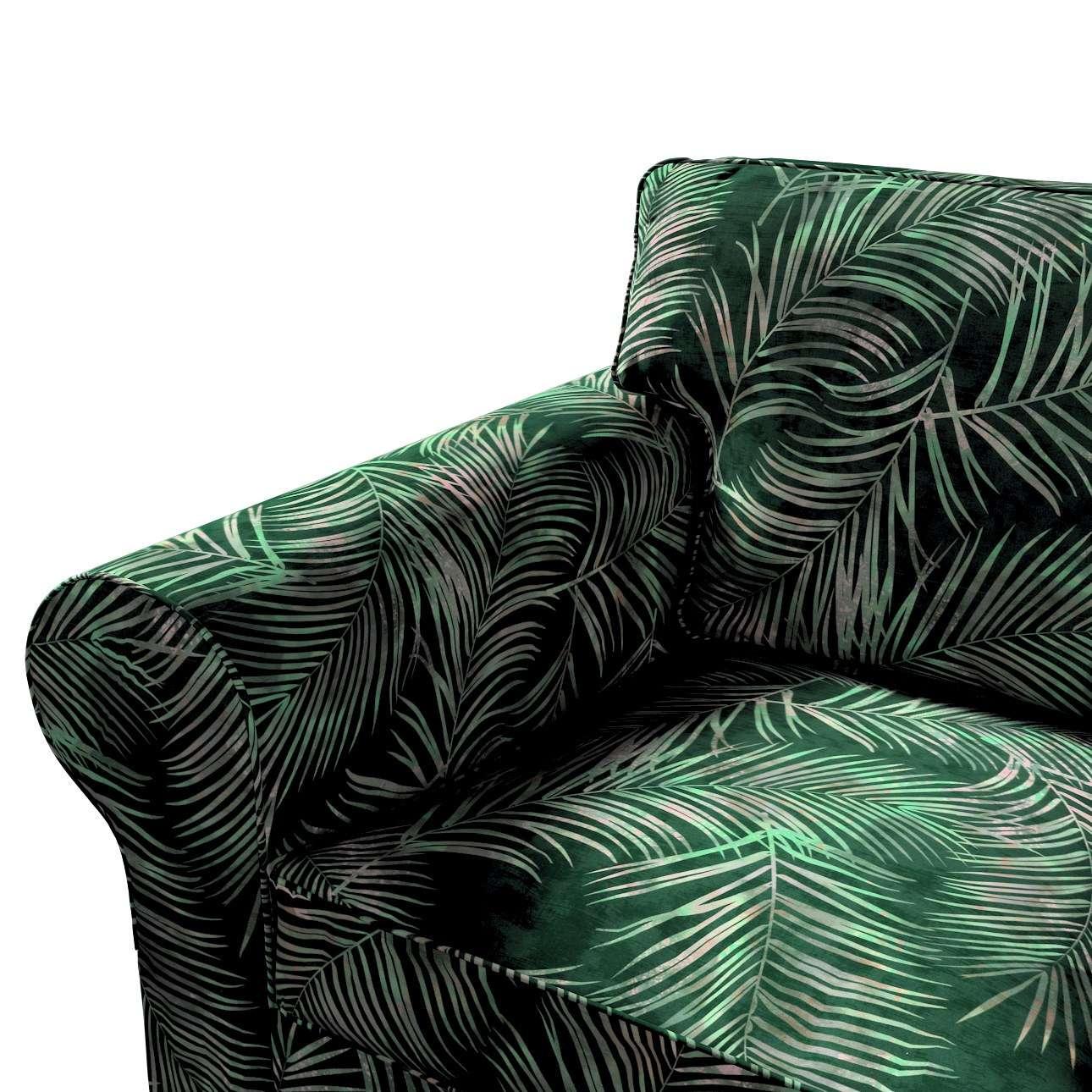Poťah na sedačku Ektorp (rozkladacia, pre 2 osoby) STARÝ MODEL V kolekcii Velvet, tkanina: 704-21
