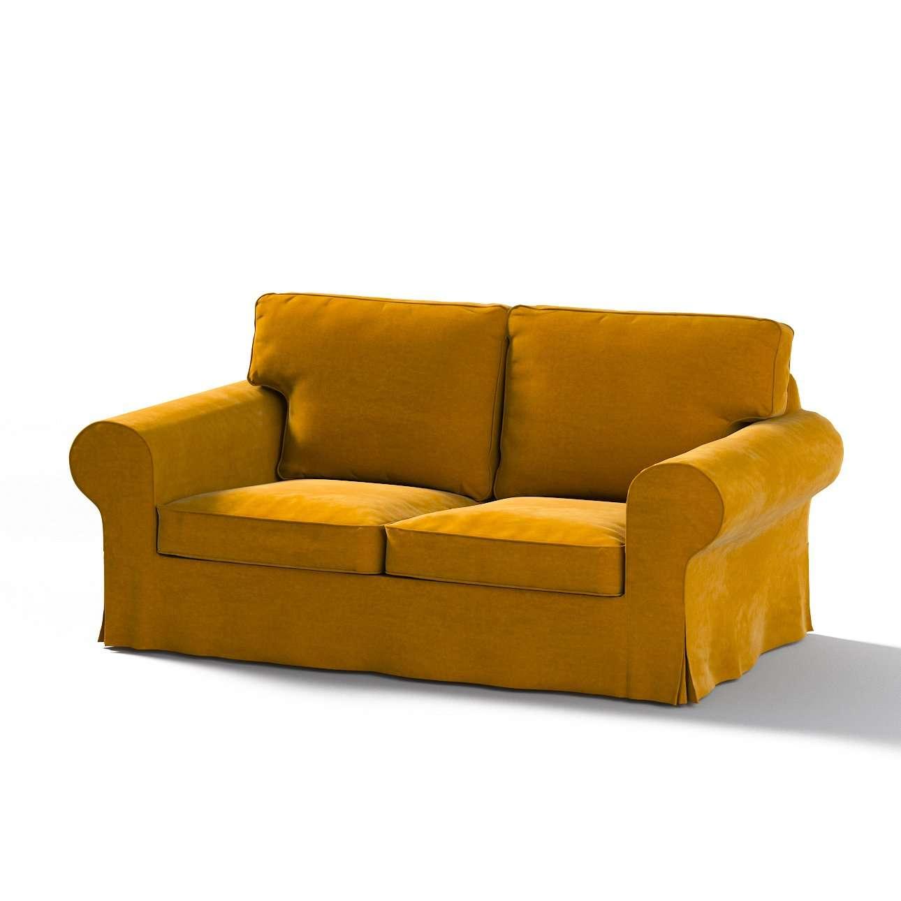 Bezug für Ektorp 2-Sitzer Schlafsofa ALTES Modell von der Kollektion Velvet, Stoff: 704-23