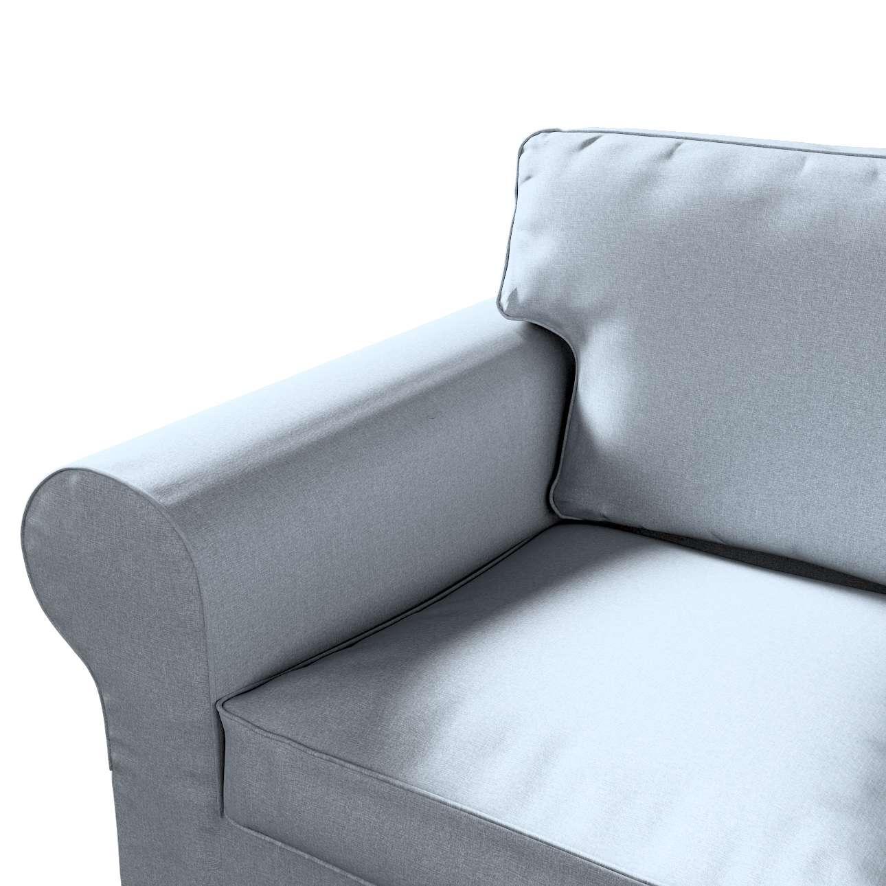 Pokrowiec na sofę Ektorp 2-osobową, rozkładaną, model do 2012 w kolekcji Amsterdam, tkanina: 704-46