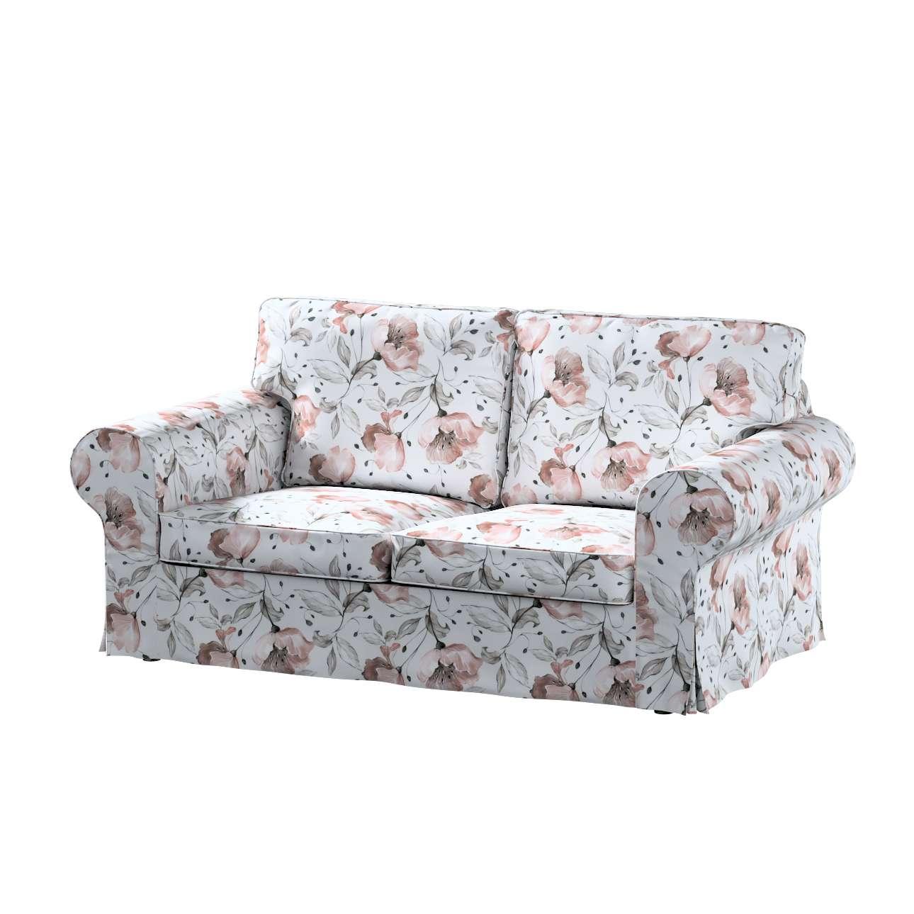 Poťah na sedačku Ektorp (rozkladacia, pre 2 osoby) STARÝ MODEL V kolekcii Velvet, tkanina: 704-50