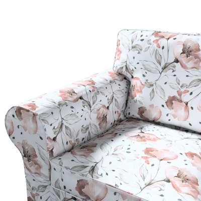 Pokrowiec na sofę Ektorp 2-osobową, rozkładaną, model do 2012 w kolekcji Velvet, tkanina: 704-50