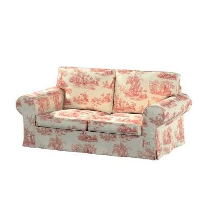 Pokrowiec na sofę Ektorp 2-osobową, rozkładaną, model do 2012 w kolekcji Avinon, tkanina: 132-15