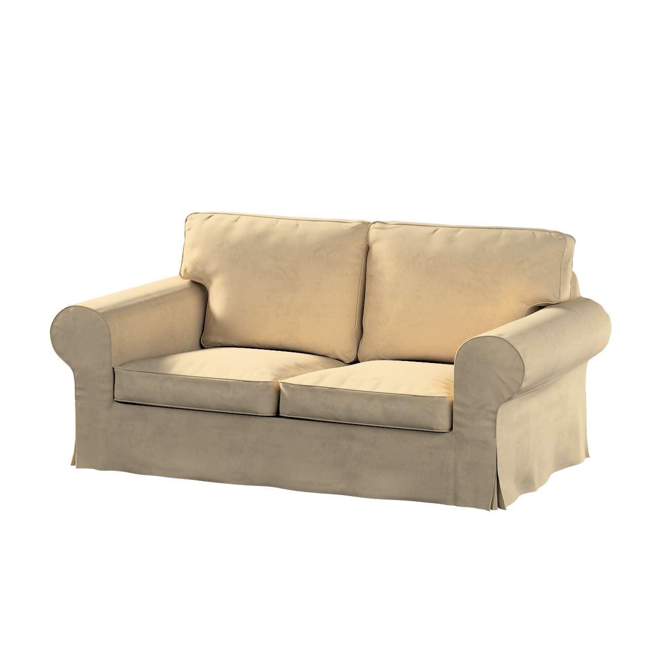 Pokrowiec na sofę Ektorp 2-osobową, rozkładaną, model do 2012 w kolekcji Living II, tkanina: 160-82