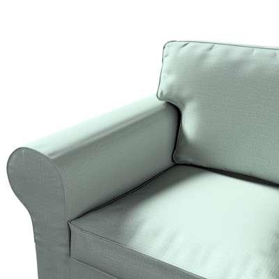 Pokrowiec na sofę Ektorp 2-osobową, rozkładaną, model do 2012 w kolekcji Living, tkanina: 160-86