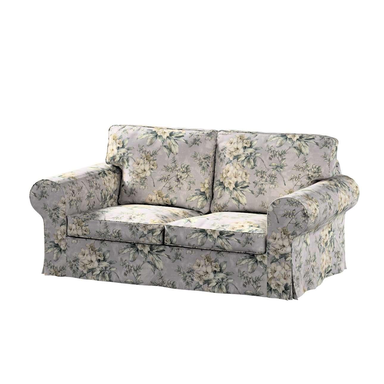 Pokrowiec na sofę Ektorp 2-osobową, rozkładaną, model do 2012 w kolekcji Londres, tkanina: 143-36