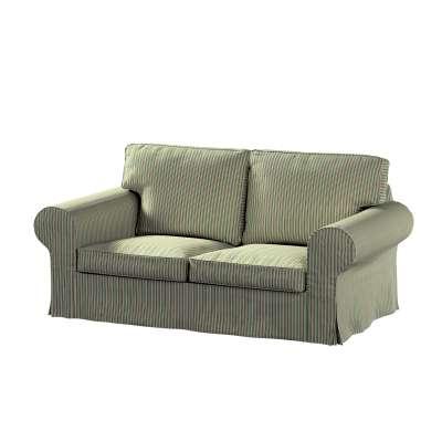 Pokrowiec na sofę Ektorp 2-osobową, rozkładaną, model do 2012 w kolekcji Londres, tkanina: 143-42