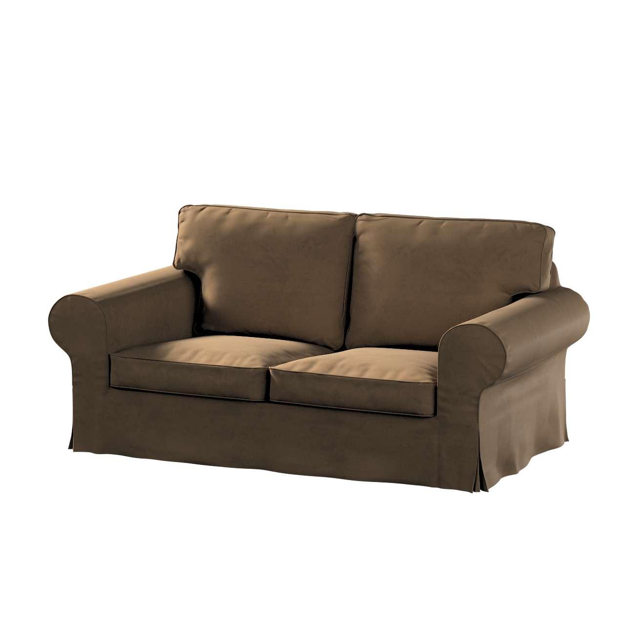 Pokrowiec na sofę Ektorp 2-osobową, rozkładaną, model do 2012 w kolekcji Living II, tkanina: 160-94