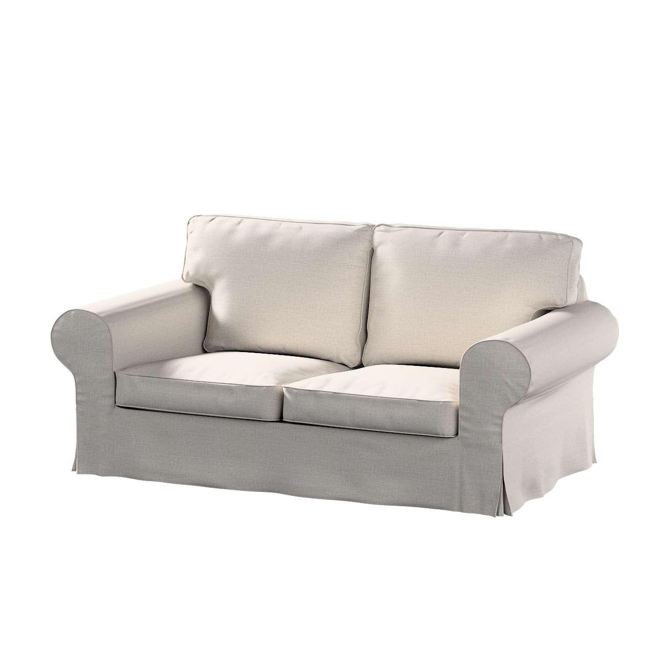 Pokrowiec na sofę Ektorp 2-osobową, rozkładaną, model do 2012 w kolekcji Living II, tkanina: 161-00