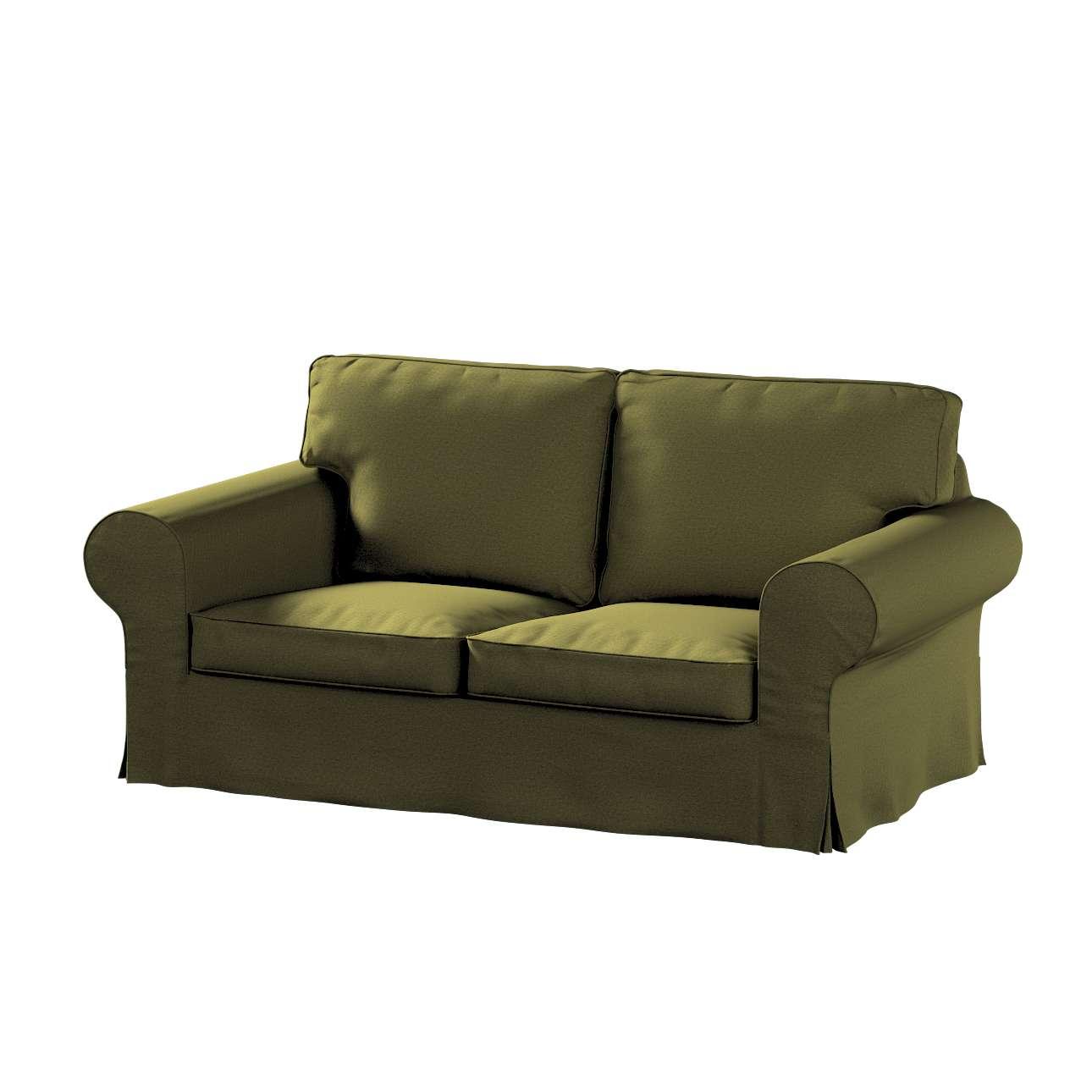 Pokrowiec na sofę Ektorp 2-osobową, rozkładaną, model do 2012 w kolekcji Etna, tkanina: 161-26