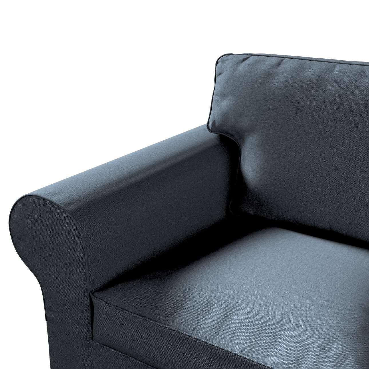 Pokrowiec na sofę Ektorp 2-osobową, rozkładaną, model do 2012 w kolekcji Etna, tkanina: 705-30