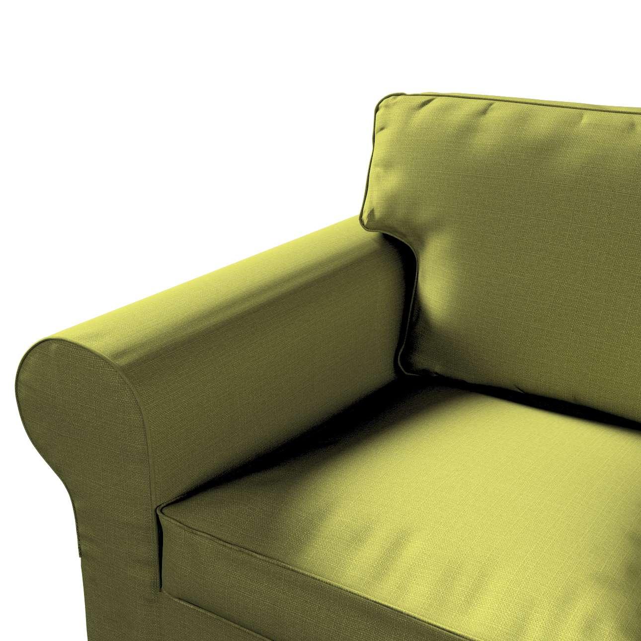 Pokrowiec na sofę Ektorp 2-osobową, rozkładaną, model do 2012 w kolekcji Living II, tkanina: 161-13