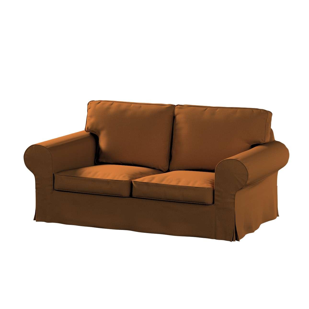 Pokrowiec na sofę Ektorp 2-osobową, rozkładaną, model do 2012 w kolekcji Living II, tkanina: 161-28