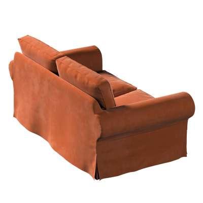 Poťah na sedačku Ektorp (rozkladacia, pre 2 osoby) STARÝ MODEL V kolekcii Velvet, tkanina: 704-33