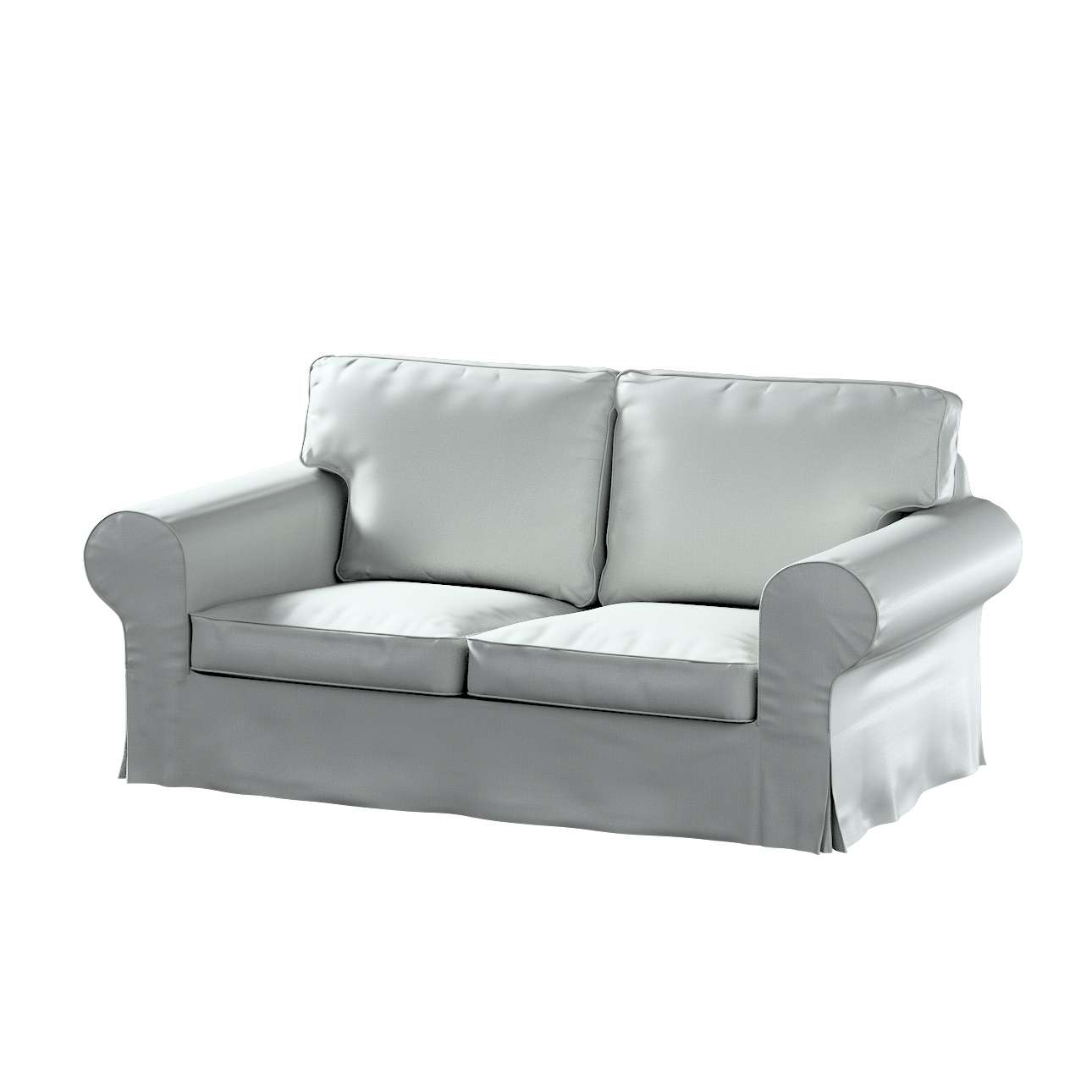 Pokrowiec na sofę Ektorp 2-osobową, rozkładaną, model do 2012 w kolekcji Bergen, tkanina: 161-72