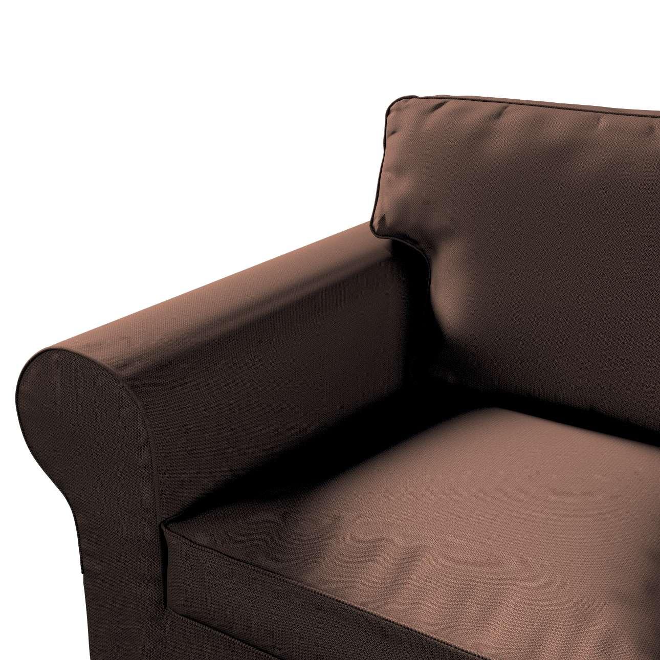 Pokrowiec na sofę Ektorp 2-osobową, rozkładaną, model do 2012 w kolekcji Bergen, tkanina: 161-73