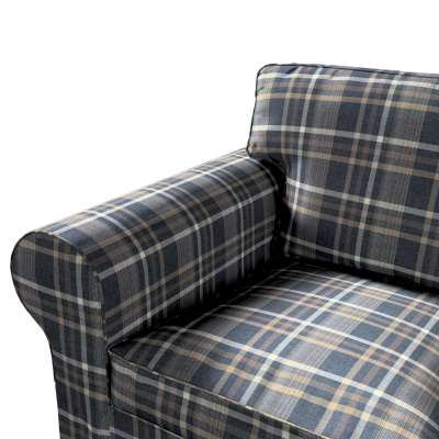 Poťah na sedačku Ektorp (rozkladacia, pre 2 osoby) STARÝ MODEL V kolekcii Edinburg, tkanina: 703-16